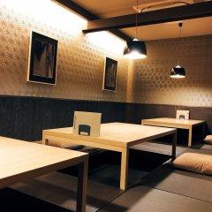 Отель Ryokan Nagomitsuki Беппу гостиничный бар