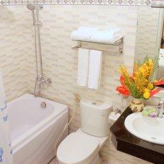 Отель Hang My Hotel Вьетнам, Ханой - отзывы, цены и фото номеров - забронировать отель Hang My Hotel онлайн ванная