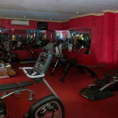 Отель Hawthorn Suites By Wyndham Abuja фитнесс-зал