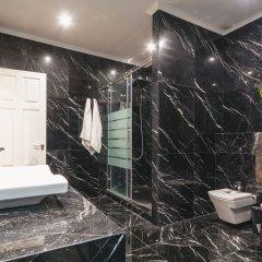 Отель PYR Select Fuencarral Испания, Мадрид - отзывы, цены и фото номеров - забронировать отель PYR Select Fuencarral онлайн ванная фото 2