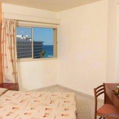Vangelis Hotel & Suites комната для гостей