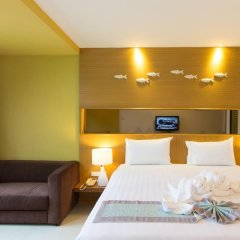 Ansino Bukit Hotel 3* Номер Делюкс разные типы кроватей фото 4
