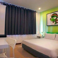 Отель Errday Guest House Бангкок комната для гостей фото 5
