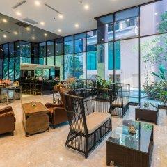 Citrus Grande Hotel Pattaya by Compass Hospitality интерьер отеля фото 2