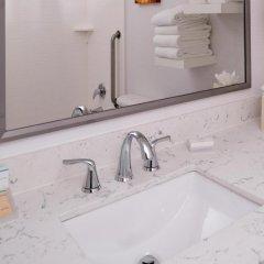 Отель Hilton Garden Inn Columbus/Polaris США, Колумбус - отзывы, цены и фото номеров - забронировать отель Hilton Garden Inn Columbus/Polaris онлайн ванная фото 2