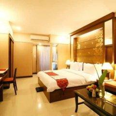 Отель Mariya Boutique Residence Бангкок сейф в номере