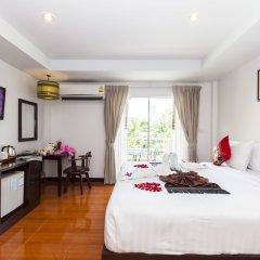 Отель Silver Resortel комната для гостей фото 9