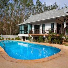 Отель Krabi Naka Villa бассейн фото 2