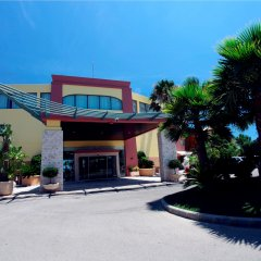 Отель Baia Grande Португалия, Албуфейра - отзывы, цены и фото номеров - забронировать отель Baia Grande онлайн вид на фасад
