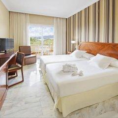 Отель Elba Motril Beach & Business Resort Испания, Мотрил - отзывы, цены и фото номеров - забронировать отель Elba Motril Beach & Business Resort онлайн комната для гостей фото 3