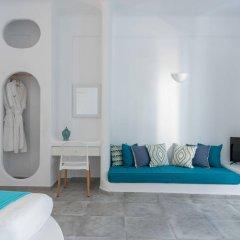 Отель Anemomilos Hotel Греция, Остров Санторини - отзывы, цены и фото номеров - забронировать отель Anemomilos Hotel онлайн комната для гостей фото 4