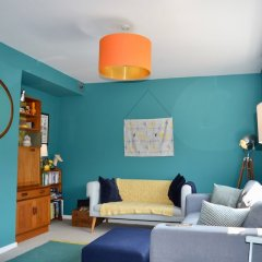 Отель Spacious 3 Bedroom House in Didsbury Manchester комната для гостей фото 4