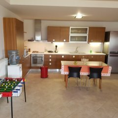 Отель Groundfloor Luxury Villa Heraklion Crete в номере