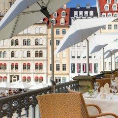 Steigenberger Hotel de Saxe балкон