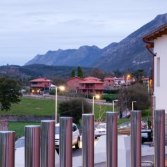 Отель Domus Selecta La Piconera And Spa балкон