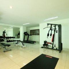Отель Jomtien Plaza Residence фитнесс-зал фото 2