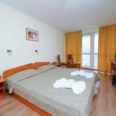 Отель Interhotel Pomorie Болгария, Поморие - 2 отзыва об отеле, цены и фото номеров - забронировать отель Interhotel Pomorie онлайн комната для гостей фото 2