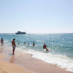 Отель H·TOP Royal Sun пляж
