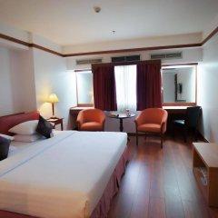 Отель Silom City комната для гостей фото 3