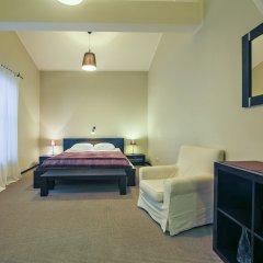Гостиница Меблированные комнаты комфорт Австрийский Дворик комната для гостей фото 9