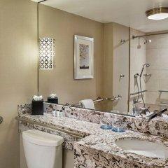 Отель Sheraton New York Times Square США, Нью-Йорк - 1 отзыв об отеле, цены и фото номеров - забронировать отель Sheraton New York Times Square онлайн ванная фото 2
