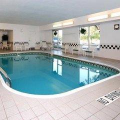 Отель Comfort Suites Hilliard Хиллиард бассейн