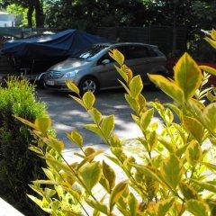 Отель Pension Fürst Borwin Германия, Росток - отзывы, цены и фото номеров - забронировать отель Pension Fürst Borwin онлайн парковка