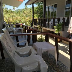 Отель Lanta Wild Beach Resort гостиничный бар