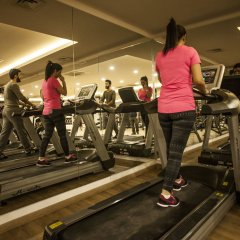 Liv Suit Hotel фитнесс-зал фото 2