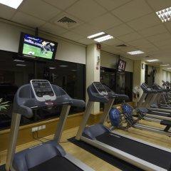 Апартаменты The Apartments Dubai World Trade Centre фитнесс-зал фото 3