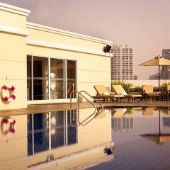 Отель Park Plaza Sukhumvit Бангкок приотельная территория