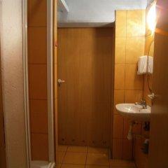 Cinnamon Hostel ванная