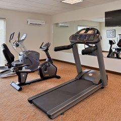 Отель Mainstay Suites Meridian фитнесс-зал