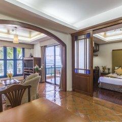 Отель Kantary Bay Hotel, Phuket Таиланд, Пхукет - 3 отзыва об отеле, цены и фото номеров - забронировать отель Kantary Bay Hotel, Phuket онлайн комната для гостей фото 2
