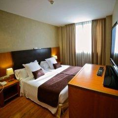 Отель HLG CityPark Sant Just Испания, Сан-Жуст-Десверн - отзывы, цены и фото номеров - забронировать отель HLG CityPark Sant Just онлайн комната для гостей фото 5
