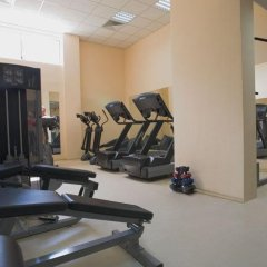 Отель DIT Majestic Beach Resort фитнесс-зал фото 2