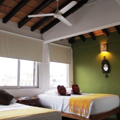 Отель Boutique Catedral Vallarta Пуэрто-Вальярта комната для гостей фото 3