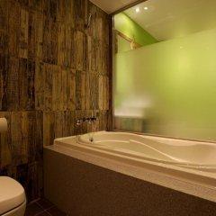 Отель Hwagok Lush Hotel Южная Корея, Сеул - отзывы, цены и фото номеров - забронировать отель Hwagok Lush Hotel онлайн ванная фото 3