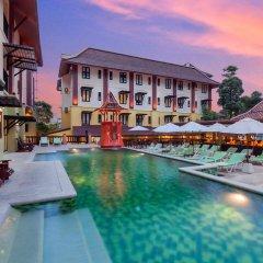 Отель Tuana The Phulin Resort бассейн фото 3
