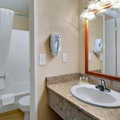 Отель Days Inn Las Vegas at Wild Wild West Gambling Hall ванная фото 2