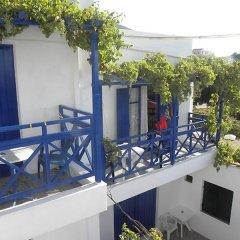 Отель Papadakis Villas Греция, Лимин-Херсонису - отзывы, цены и фото номеров - забронировать отель Papadakis Villas онлайн балкон
