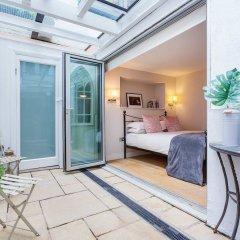 Отель The Secret Atrium Великобритания, Лондон - отзывы, цены и фото номеров - забронировать отель The Secret Atrium онлайн балкон