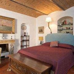 Апартаменты Rental in Rome Arco Ciambella Studio Рим комната для гостей фото 4