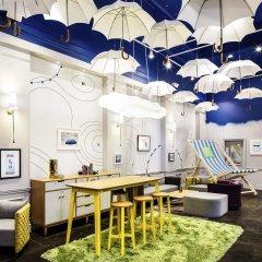 ibis Styles Manchester Portland Hotel (Newly refurbished) 3* Стандартный номер с различными типами кроватей