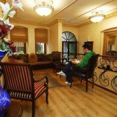 Shamrock Hotel интерьер отеля