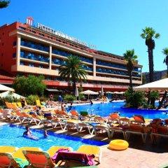 Отель Ohtels Vila Romana Испания, Салоу - 5 отзывов об отеле, цены и фото номеров - забронировать отель Ohtels Vila Romana онлайн бассейн фото 2
