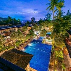 Отель Koh Tao Montra Resort Таиланд, Мэй-Хаад-Бэй - отзывы, цены и фото номеров - забронировать отель Koh Tao Montra Resort онлайн бассейн фото 2