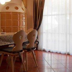 Отель Residence Club La Betulla Долина Валь-ди-Фасса удобства в номере