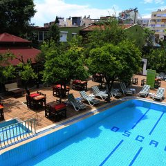 Oscar Boutique Hotel бассейн фото 3