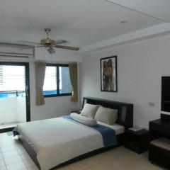 The Classroom Hotel комната для гостей